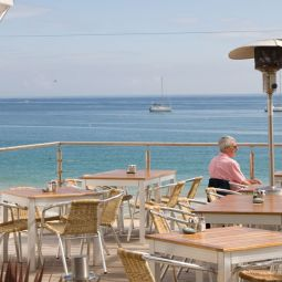 Alfresco Dining - St Ives