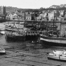 St Ives Harbour - 1930s