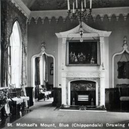 The Blue Drawing Room - St Michael's Mount