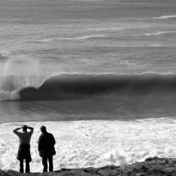 Surf's Up at Porthleven