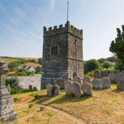 St Tallanus Church - Talland