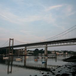 Tamar Bridge - Saltash