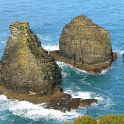 The Sisters rocks - Tintagel