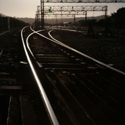 Train Tracks - End of the Line