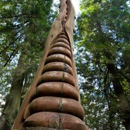 Totem Pole - Trebah