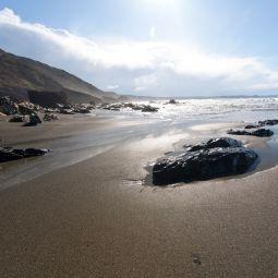 Tregardock Beach