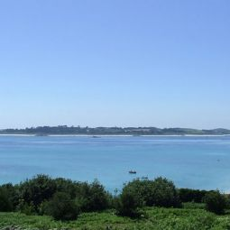 Tresco from St Martins - Scilly Isles