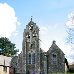 Tresillian Church