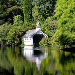 Boathouse - Trevarno
