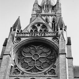 Truro Cathedral - Closer