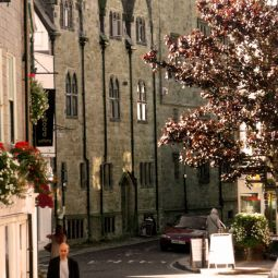 Boscawen Street - Truro