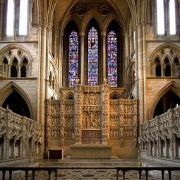 Altar at Truro Cathedral