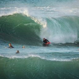 The Vortex - Bodyboarder