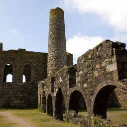 South Wheal Francis Mine Ruins