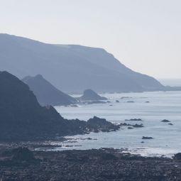 Widemouth Bay Cliffs