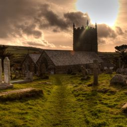 Zennor Churchyard