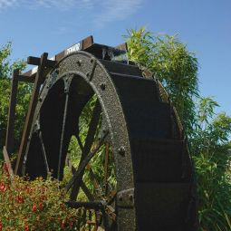 Zennor Water Wheel