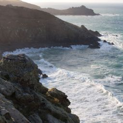 Zennor Cliff View