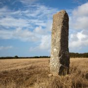 Boscawen Ros standing stone