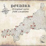 Poldark 1970s film locations