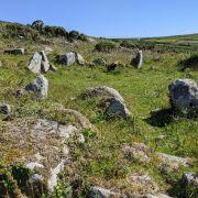 Watch Croft Iron Age hut