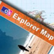 Cornwall OS Explorer maps