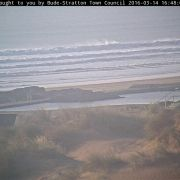 Bude beach webcam