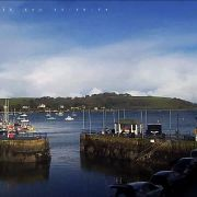 Falmouth Harbour Lights webcam