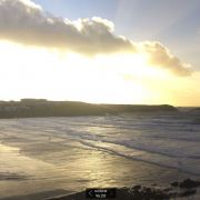 Fistral Beach Surfcam