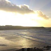 Fistral Beach Surfcam