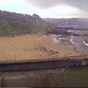Looe East beach webcam