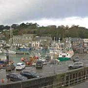 Padstow Inner Harbour Webcam