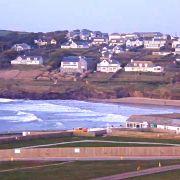 Polzeath Surf Cam