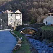 Boscastle Bridge