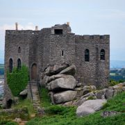 Castle at Carn Brea