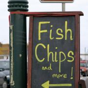 Fish, chips & more on Penzance's Promenade