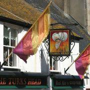 Turks Head pub - Penzance