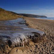 Beach Ices at Praa Sands