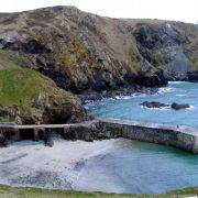 Mullion Cove panorama