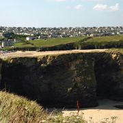 Caves at Whipsiderry Beach