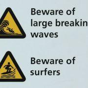 Beware!