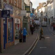 Bodmin High Street