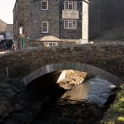 Boscastle Bridge