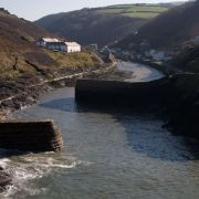 Vallency Valley View - Boscastle