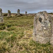Boskednan Nine Maidens Stone Circle