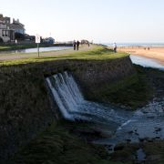 Bude Canal Overflow