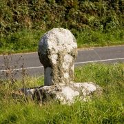 Roadside Cross - Crows-an-Wra