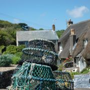 Cadgwith Crab Pots