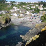Cadgwith Harbour View