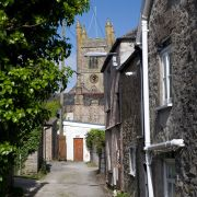 Callington Church Glimpse